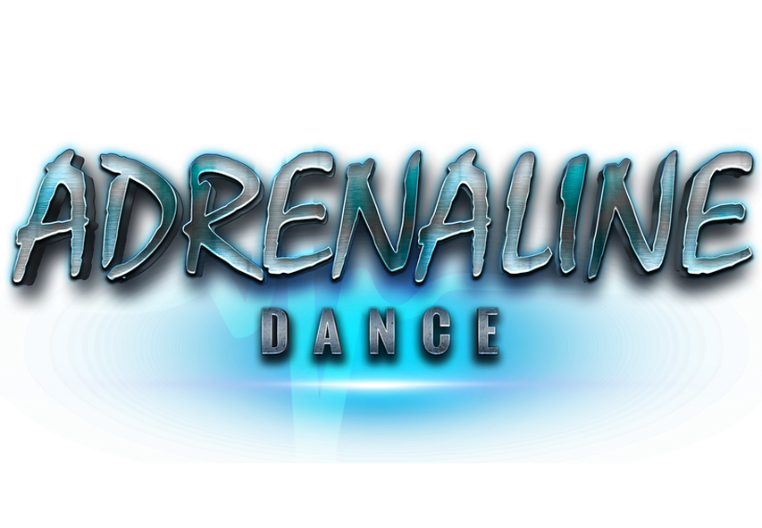 Adrenaline Dance Convention and Dance Competition Logo