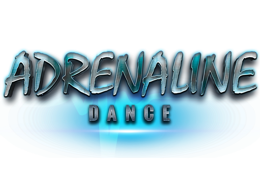 Adrenaline Dance Convention and Competition Logo